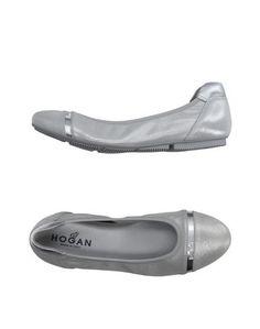Балетки Hogan
