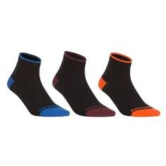 Спортивные Носки Со Средней Манжетой Rs 750 Взр. Х3 Artengo