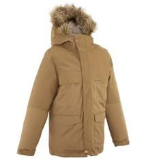 Куртка Водонепроницаемая Для Мальчиков Xx Warm Quechua