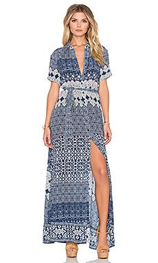 Макси платье amanda - Tolani