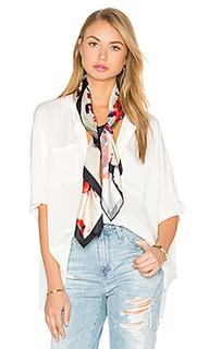 Парчовый цветочный шарф - Marc Jacobs