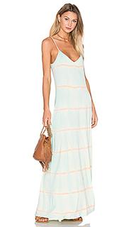 Макси платье с v-образным вырезом сзади - Gypsy 05