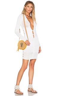 Платье с длинным рукавом deja - Indah