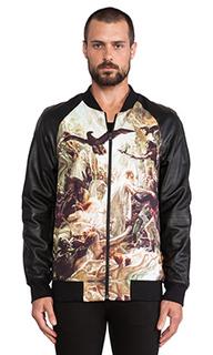 Двусторонняя куртка-бомбер - Sons of Heroes