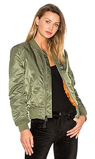 Куртка бомбер ma-1 w - ALPHA INDUSTRIES