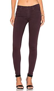 Супер узкие джинсы средняя посадка jude - Black Orchid