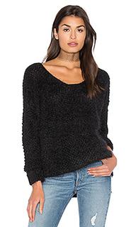 Пушистый вязаный пуловер - Bishop + Young