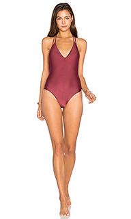 Сплошной купальник piercing - Vix Swimwear