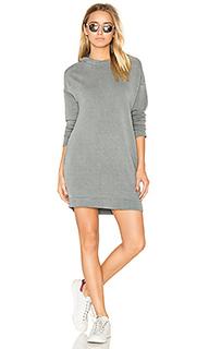 Платье-свитшот с капюшоном - Stateside