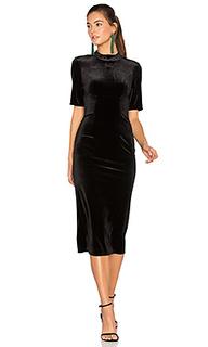 Атласное миди платье - BCBGeneration