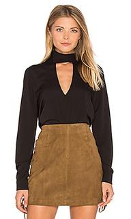 Блуза с шалевым воротником - BCBGeneration