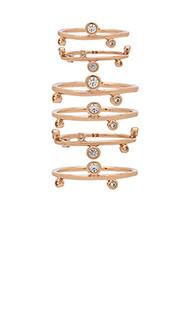 Комплект наборных колец alistar - Kendra Scott