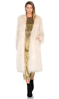 Пальто из искусственного меха marisa - House of Harlow 1960