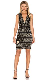 Кружевное мини-платье moroccan - Nightcap