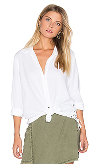 Side lace button down - Bella Dahl