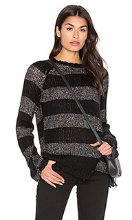 Offset stripe sweater - Pam & Gela