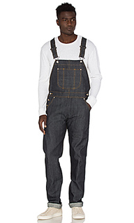 Left hand twill selvedge overalls - Naked & Famous Denim