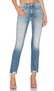 Узкие джинсы the flirt - MOTHER