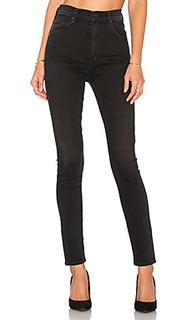 Облегающие джинсы с высокой посадкой chrissy uber - Citizens of Humanity