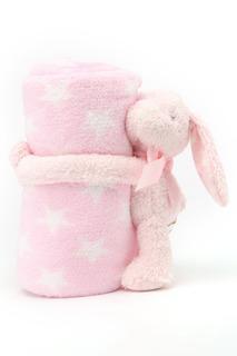 Плед с игрушкой, 100x75 см Русские подарки