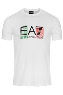 Футболка EA7 EMPORIO ARMANI