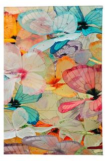 "Визитница ""Цветные бабочки"" MITYA VESELKOV"