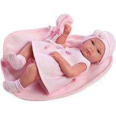 """Кукла """"Бимба""""с одеялом, 35 см, Llorens"""