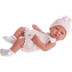 "Кукла-младенец ""Мануэла"", 42 см, Munecas Antonio Juan"