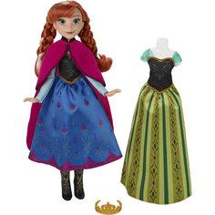 Кукла со сменным нарядом, Холодное сердце Hasbro