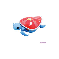Интерактивная черепашка, голубая с красным панцирем, 3-я серия, Little Live Pets Moose