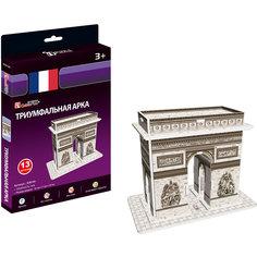 Триумфальная арка, Франция, CubicFun