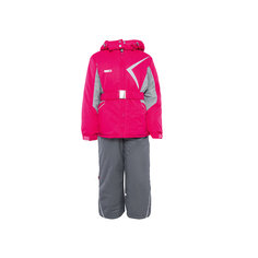 Комплект: куртка и полукомбинезон для девочки Артель