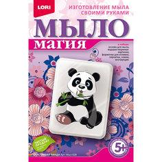 МылоМагия Счастливая панда Lori