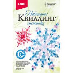 Квиллинг, Новогодний Кристальная сказка Lori