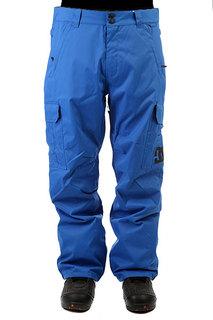 Штаны сноубордические DC Banshee Nautical Blue