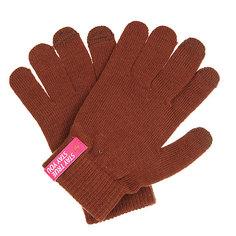 Перчатки TrueSpin Touch Gloves Brown