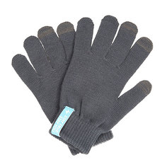 Перчатки TrueSpin Touch Gloves Dark Grey