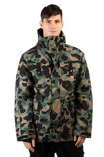 Куртка DC Servo Camouflage Lodge