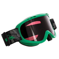 Маска для сноуборда детская Quiksilver Flake Goggle Labyrinth Snow Flame