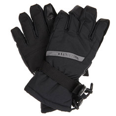Перчатки сноубордические Quiksilver Mission Black