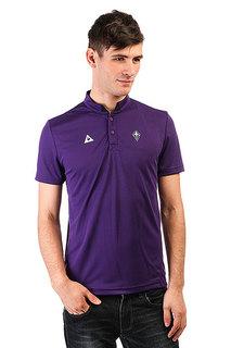 Поло Le Coq Sportif Fiorentina Tenue Presentation Violet