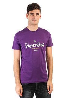 Футболка Le Coq Sportif Fiorentina Fanwear N°3 Violet