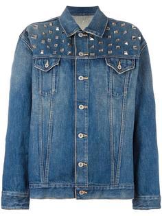 studded denim jacket Junya Watanabe Comme Des Garçons