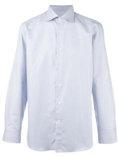 slim-fit shirt Canali