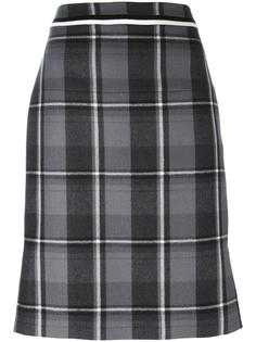 checked skirt Thom Browne