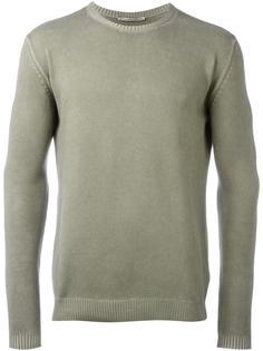 свитер с круглым вырезом Ermanno Scervino