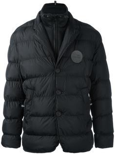 куртка-пуховик на молнии Love Moschino