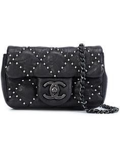 мини сумка через плечо 'Paris Dallas' Chanel Vintage