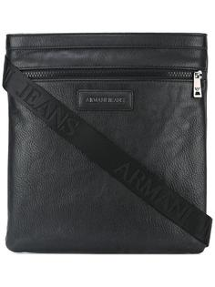 средняя сумка-почтальонка Armani Jeans