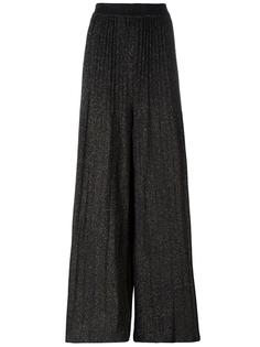 high-rise wide-legged trousers M Missoni
